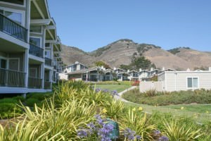 Spindrift Village Townhomes Shell Beach Ca 93449 Center of Complex
