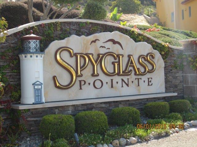 Spyglass Point Shell Beach Ca